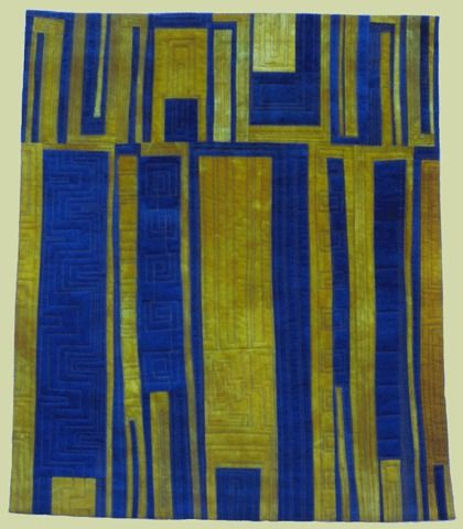 """""""The Long & Short of It""""byLouise Harris: Artists Statement, Long Shorts, Louise Harry, Abstract Quilts, It By Louis Harry, Quilts Art, Art Quilts, Artists Thread, 8220 The Long"""