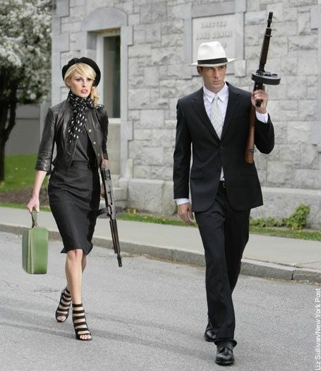 bonnie and clyde  fashion | Bonnie & Clyde inspired fashion. She looks ... | Bonnie and Clyde