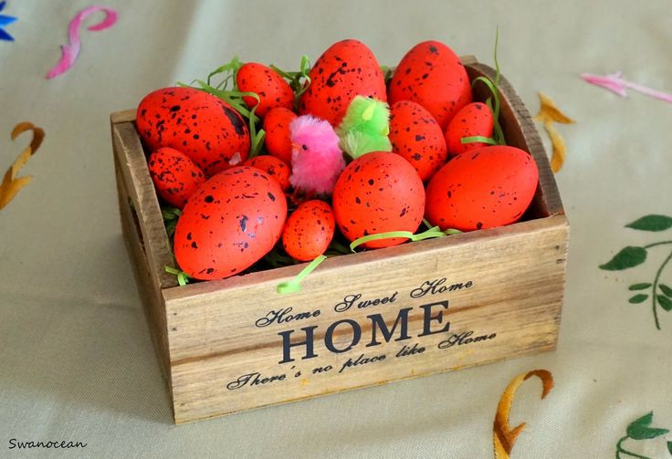 Decorating for Easter-Πασχαλινή διακόσμηση