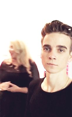 Have you accepted Joe Sugg as your lord and savior