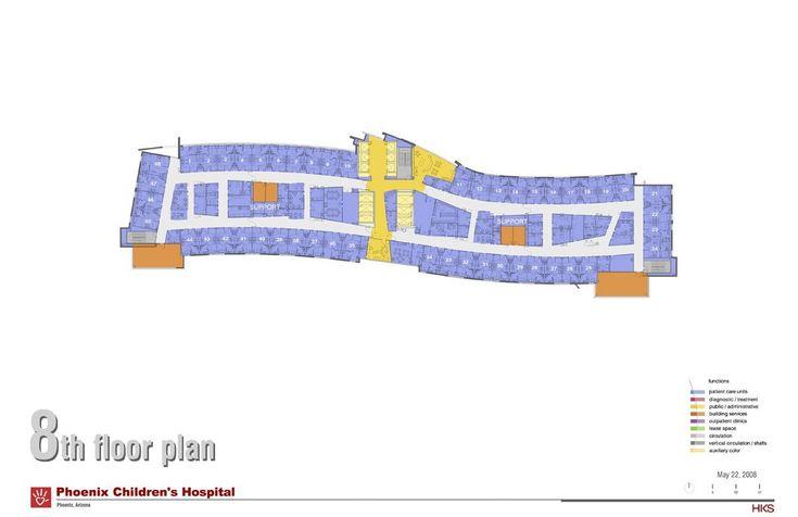 Gallery of Phoenix Children's Hospital / HKS Architects - 4