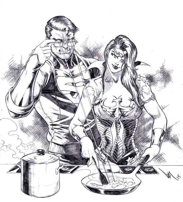 429 best Relations: Superman & Wonder Woman images on