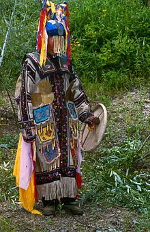 Chuonnasuan (1927-2000) The last shaman of the Orogen People, in Manchuria near the Amur River Border between the People's Republic of China & Siberia. Orogen Shamanism is now extinct. Shamanism in Siberia - Wikipedia, the free encyclopedia