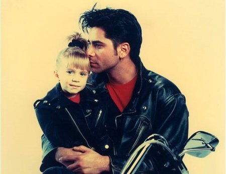 Uncle Jessie and Michelle Tanner ✨