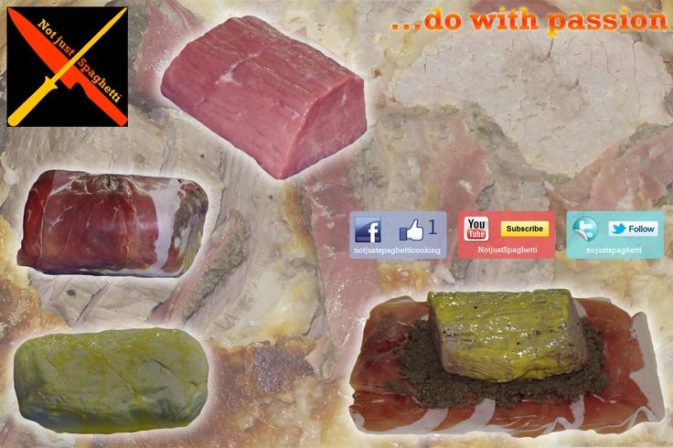 Wellington Beef ( Gordon Ramsay's recipe ) by Notjustspaghetti