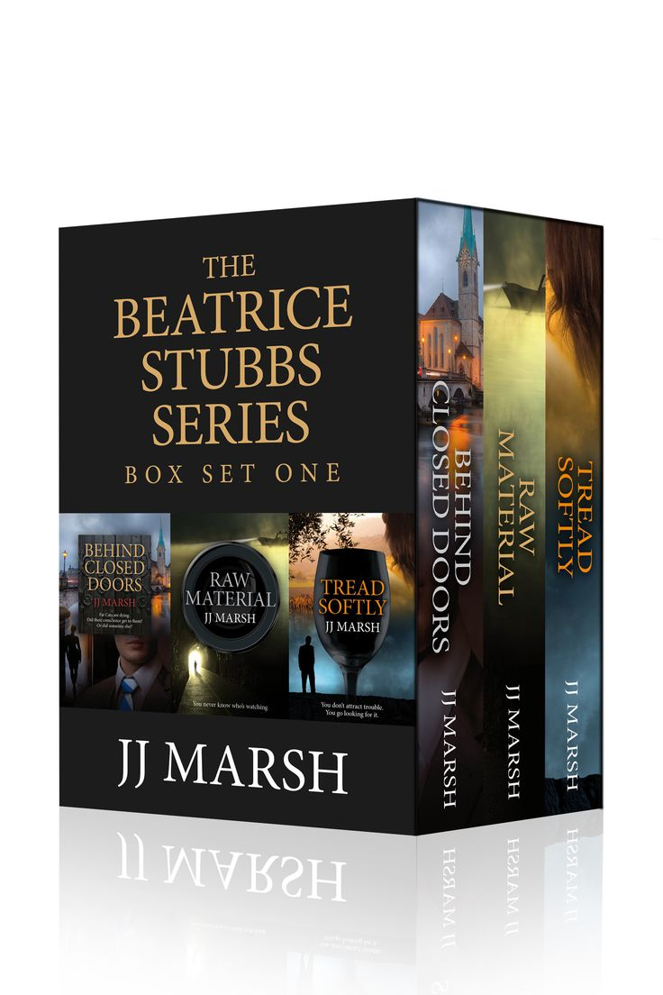 The first three Beatrice adventures in one box.