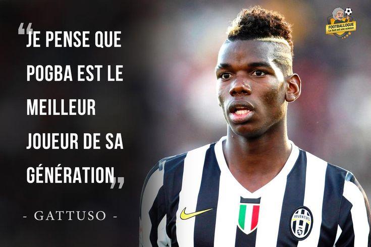 Gattuso fan de Paul Pogba - http://www.actusports.fr/126601/gattuso-fan-de-paul-pogba/