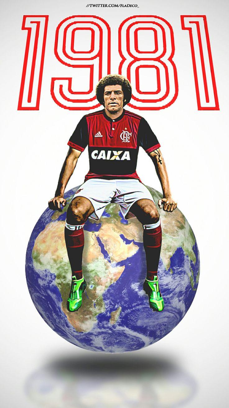 Lembrar vc, sou Campeão Mundial!! #IssoAquiEFlamengo #maestro #Júnior #Flamengo