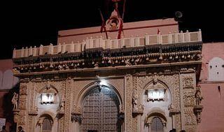 Deshnok Temple in Bikaner - Rajasthan