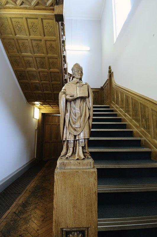 Interior of the coombehurst house music school http www kingston