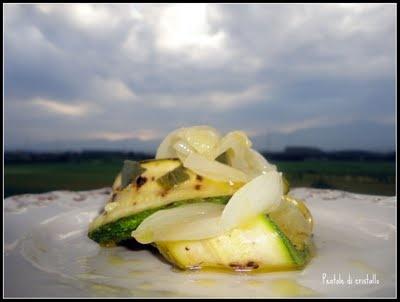 Pentole di cristallo ♥: Nuvole e zucchine in carpione light