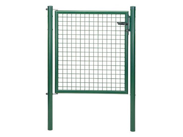 GAH ALBERTS Wellengitter-Einzeltor für Maschendrahtzäune, Breite 1000 mm 1