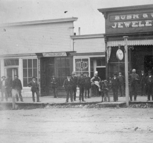 Boulder, Colorado 1870