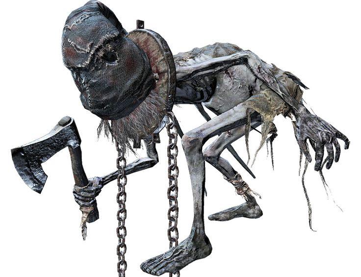 Resultado de imagen de dark souls 3 Hollow Slave