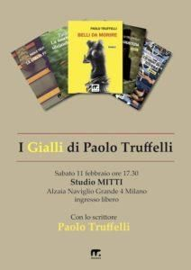 Paolo Truffelli vi aspetta sui Navigli a Milano sabato 11 febbraio