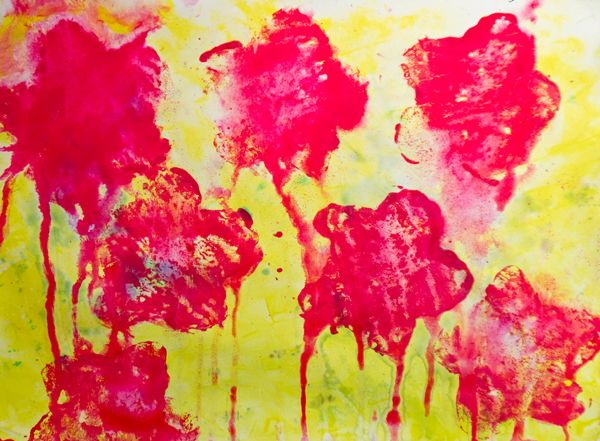 Fine art for kids - Messy with Cy Twombly: Style, Color, Twombly Paintings, Art For Kids