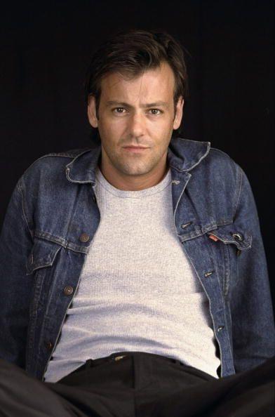 Rupert Graves.  Adored him when he was young, went off him for a few years, but he's lovely again now!