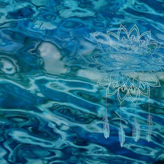 Blue Water Dreamer