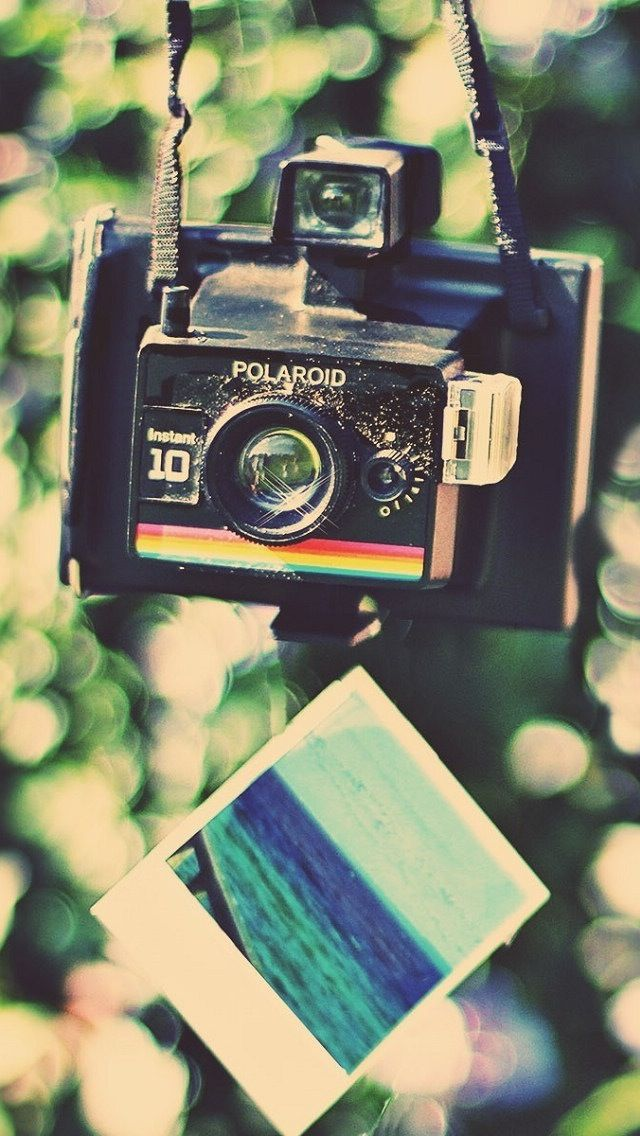 Vintage Wallpapers For Iphone 5 #vintage #camera wallpaper for