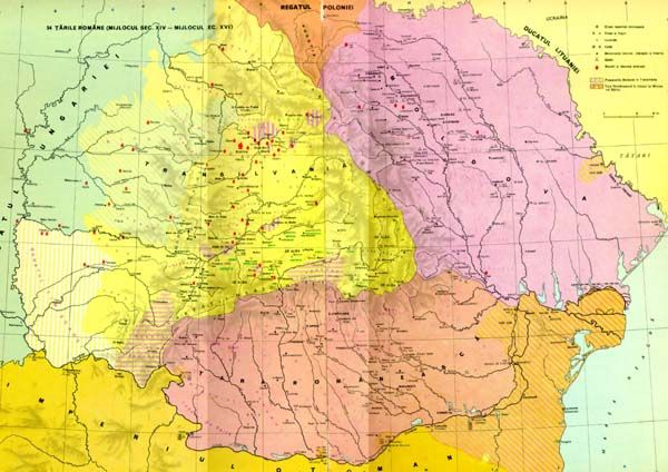 The Letter of Neacsu from Câmpulung - The Romanian Principalities. The middle of the 14th century - the middle of the 16th century.