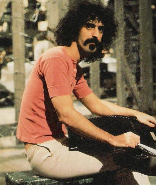 242 Best Images About Frank Zappa 1940 1993 On Pinterest