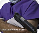 Massachusetts city announces: turn in your guns, get a free flu shot!