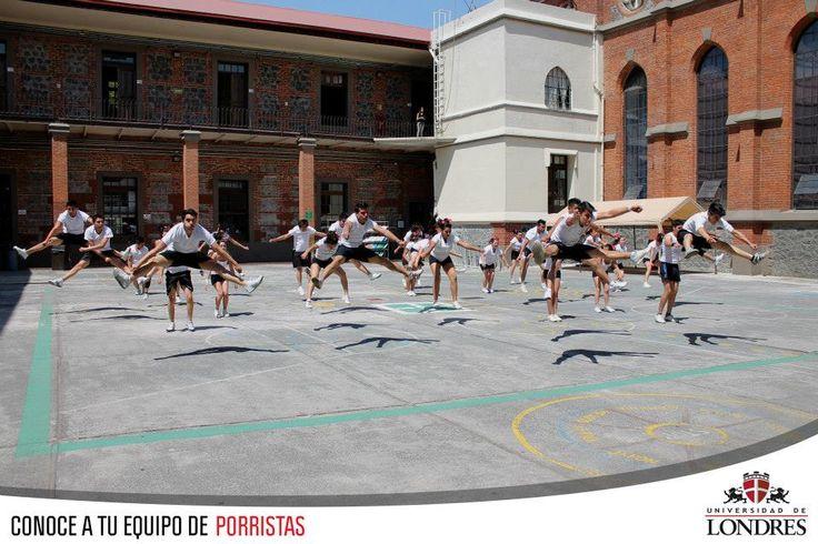 Práctica en el Campus Vértiz.
