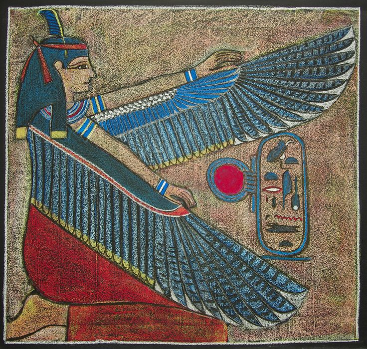 fifth Grade: Historical Historical past and Mythology; Egypt: The Winged Ma'at