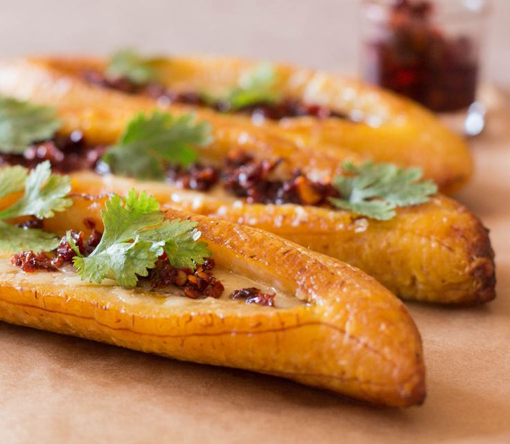 Baked Plantain Recipe | Recipes From A Pantry