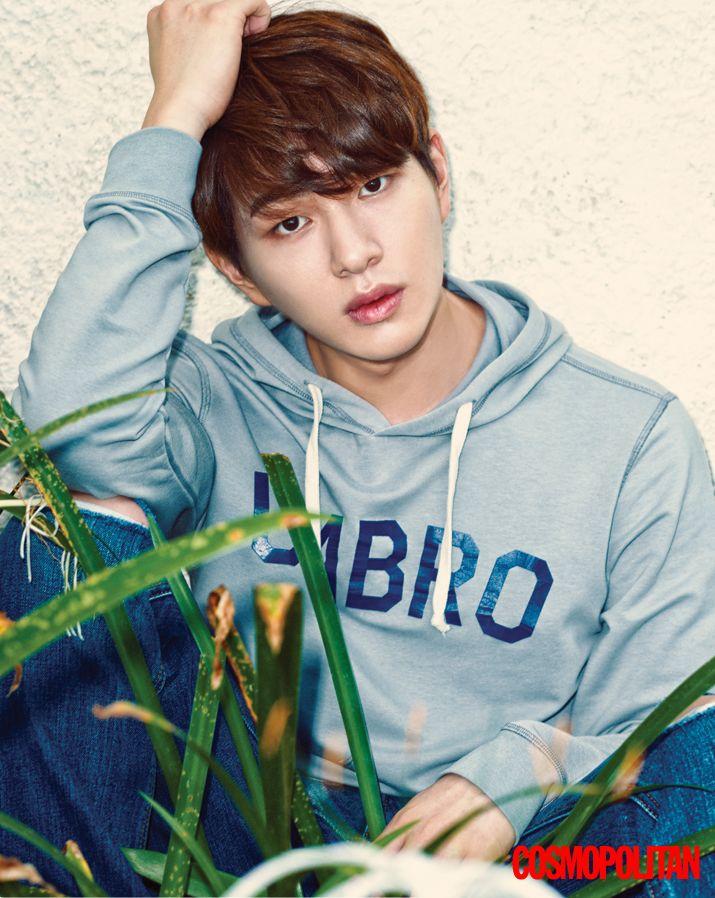 순수하면서도 진중한 청년, 샤이니 온유 | 코스모폴리탄 (Cosmopolitan Korea)