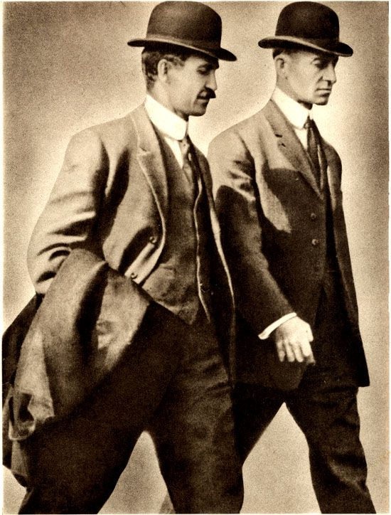 The Wright brothers, Orville and Wilbur, were two American brothers, inventors, and aviation pioneers who were credited with inventing and building the world's first successful airplane ... Wikipedia