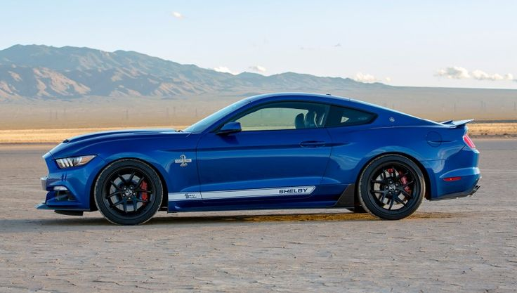 Shelby American's 50th Anniversary Super Snake Strikes the Market | Automobiles