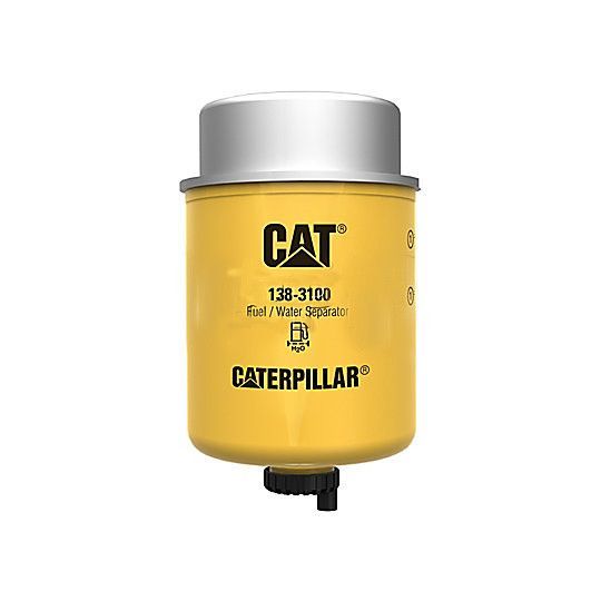 Caterpillar 138-3100 1383100 FUEL WATER SEPARATOR Advanced High Efficiency