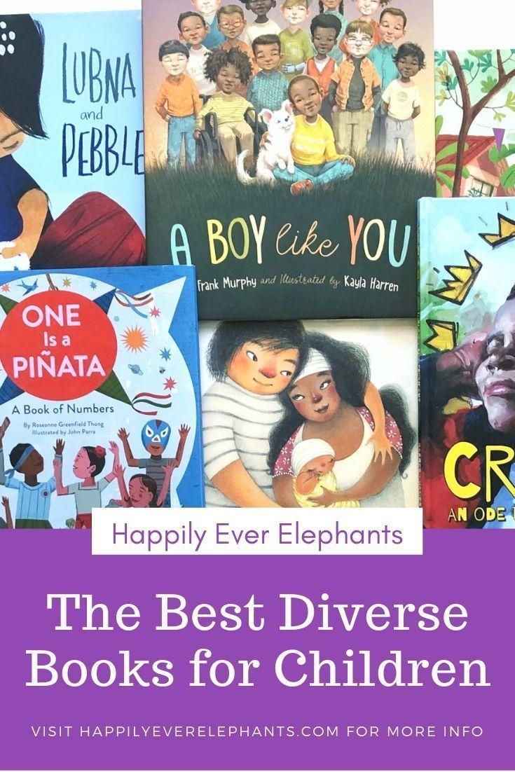 Diverse Books For Children Books For Autistic Children