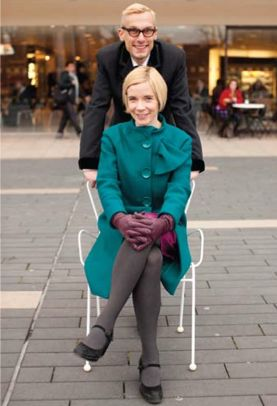 Mark Hill Lucy Worsley Antiques Uncovered