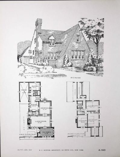 1000+ images about House Plans 1900 - 1930s on Pinterest ...