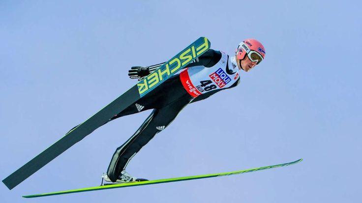 Nordische Ski-WM in Falun: Freund ist Skisprung-Weltmeister! -  Mit zwei überragenden Sprüngen sichert sich Severin Freund Gold von der Großschanze http://www.bild.de/sport/wintersport/severin-freund/freund-ist-skisprung-weltmeister-39941942.bild.html