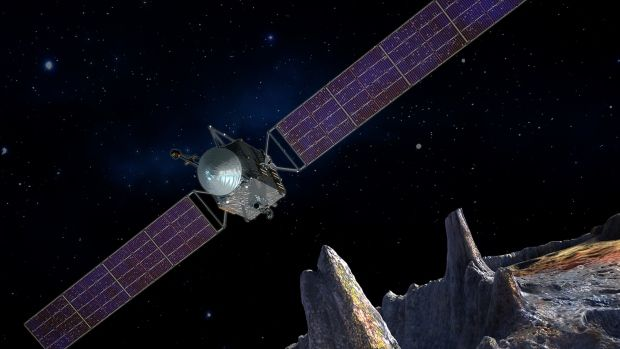 NASA chooses Canadian company to participate in asteroid mission