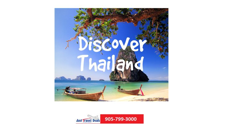 Discover Thailand vacations, Hotels, Tours and Flights
