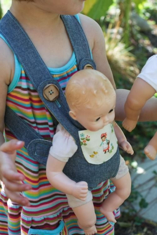 something else they would love! kids baby carrier!