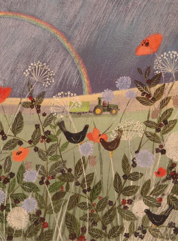 Rainbow- Lucy Grossmith