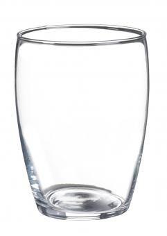 Glas-Vase Antonia, Höhe 20 cm - Dekorative Vase aus Glas. Mit dieser Deko-Vase bringen Sie Ihre Blumen besonders gut zur Geltung.Material: Glas