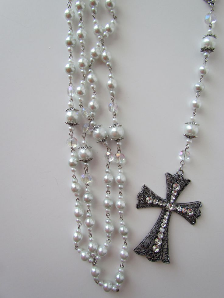 how to make a wedding lasso rosary