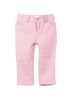 Toddler Girls Blush Spot Jeans Blush jeans