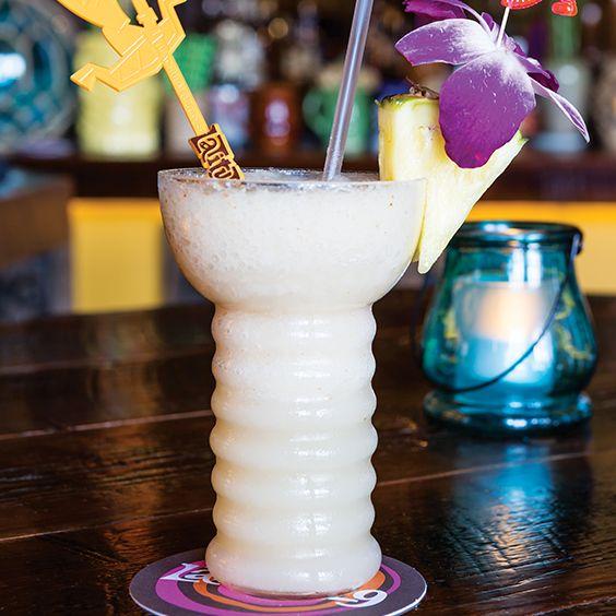 This Deadbeat Daiquiri begs to be enjoyed poolside.     Save Recipe Print  Deadbeat Daiquiri    Author:Recipe courtesy of Beachbum Berry, Beachbum Berry's Latitude 29, New Orleans