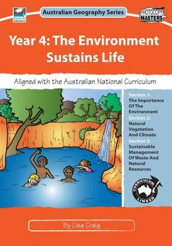 Australian Geography Series Year 4