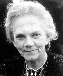 """Ellen Corby (1911 - 1999)Actress. She is best remembered for her role of 'Esther """"Grandma"""" Walton"""" in the television series, """"The Waltons"""" (1972 to 1981)."""