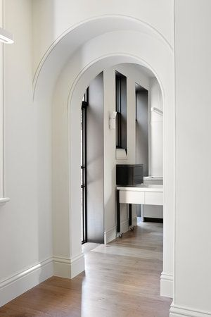 East Melbourne House. Heritage & Contemporary Architecture