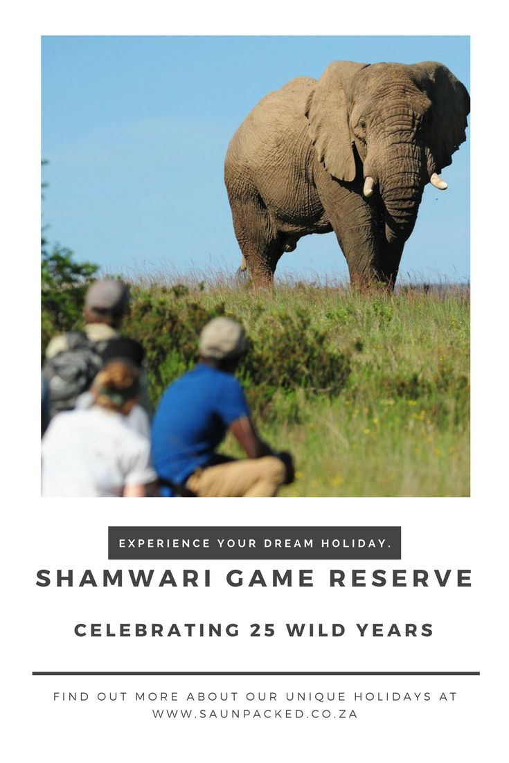 """Highlighting one of South Africa's premier game reserves. SA Unpacked can help you integrate this destination as part of your """"must-see"""" vacation."""