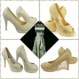 Dames Hoge Feest Schoenen - Pumps http://fashion1planet.com/Vrouw-Dames-Kleding-and-Accessoires/dames-avond-feest-schoenen-online